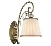Бра ARTE LAMP A2079AP-1WG FABBRO