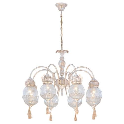 Люстра подвесная A2145LM-8GA ARTE LAMP RAMSES, A2145LM-8GA