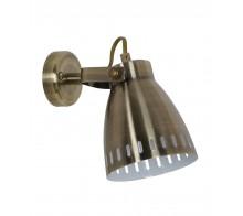 Спот ARTE LAMP A2214AP-1AB LUNED