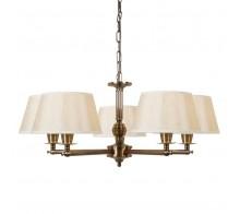 Люстра подвесная A2273LM-5RB ARTE LAMP YORK