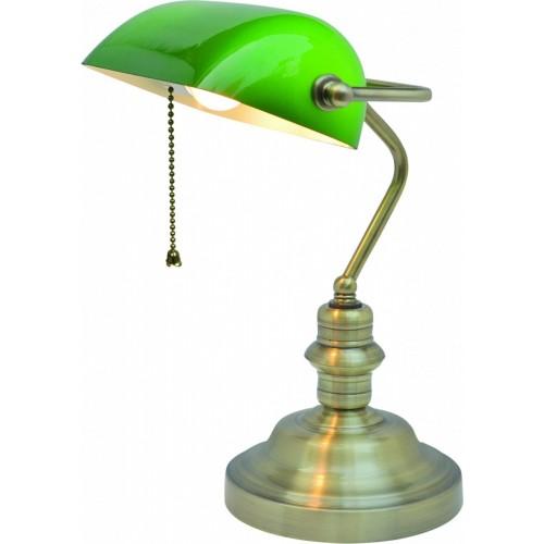 Лампа настольная ARTE LAMP A2492LT-1AB BANKER
