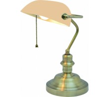 Лампа настольная ARTE LAMP A2493LT-1AB BANKER