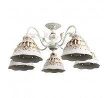 Люстра потолочная A2814PL-5WG ARTE LAMP CHIESA
