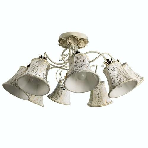 Люстра подвесная A2819PL-8WG ARTE LAMP BELLIS, A2819PL-8WG