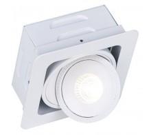 Светильник светодиодный встраиваемый ARTE LAMP A3007PL-1WH Studio