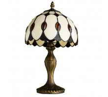 Настольная лампа ARTE LAMP A3163LT-1BG TIFFANY
