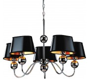 Люстра подвесная Arte Lamp A4011LM-8CC Turandot, A4011LM-8CC