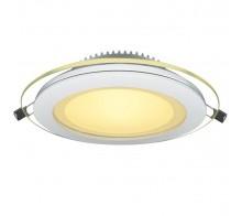 Светильник светодиодный встраиваемый ARTE LAMP A4118PL-1WH RAGGIO