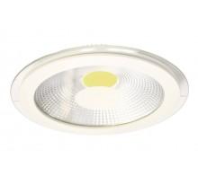 Светильник светодиодный встраиваемый ARTE LAMP A4205PL-1WH RAGGIO