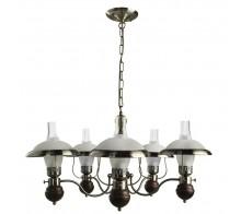 Люстра подвесная ARTE LAMP A4533LM-5AB CAPANNA