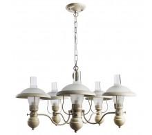Люстра подвесная ARTE LAMP A4533LM-5WG CAPANNA