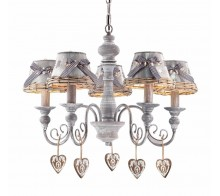 Люстра подвесная ARTE LAMP A5290LM-5RI FATTORIA