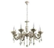 Люстра подвесная ARTE LAMP A5335LM-8WG DUBAI, A5335LM-8WG
