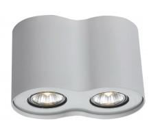 Спот Arte Lamp A5633PL-2WH Falcon