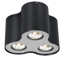 Спот Arte Lamp A5633PL-3BK Falcon