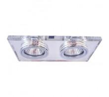 Точечный светильник ARTE LAMP A5956PL-2CC COOL ICE