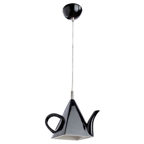 Светильник подвесной ARTE LAMP A6604SP-1BK CAFFETTERIA