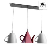 Светильник подвесной ARTE LAMP A6605SP-3WH CAFFETTERIA, A6605SP-3WH