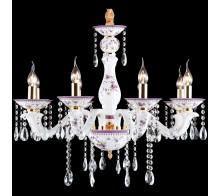 Люстра подвесная ARTE LAMP A6613LM-8GO CONTESSA