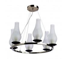 Люстра подвесная ARTE LAMP A6801SP-6BR LOMBARDY