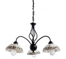 Люстра подвесная ARTE LAMP A6884LM-3BR RUSTICA