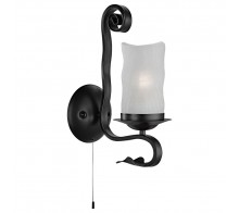 Бра A7915AP-1BK ARTE LAMP SCROLL