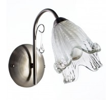 Бра ARTE LAMP A7957AP-1SS SUSSURRO