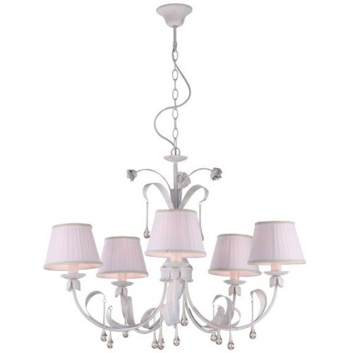 Люстра подвесная A8100LM-5WG ARTE LAMP BORGIA