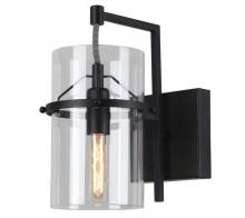 Бра ARTE LAMP A8586AP-1BK PIATTO