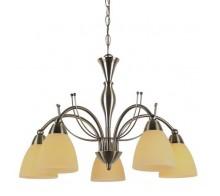 Люстра подвесная ARTE LAMP A8612LM-5AB PANNA