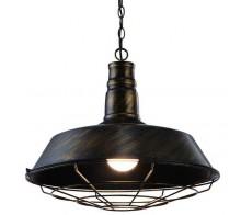 Светильник подвесной ARTE LAMP A9183SP-1BR PANDORA