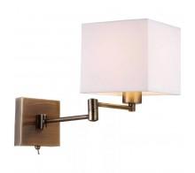 Бра ARTE LAMP A9247AP-1AB CUBES