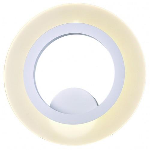 Настенный светильник ARTE LAMP A9300AP-1WH ROTONDO