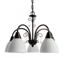 Люстра подвесная ARTE LAMP A9312LM-5BR SEGRETO