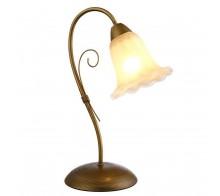 Лампа настольная ARTE LAMP A9361LT-1BR MORMORIO