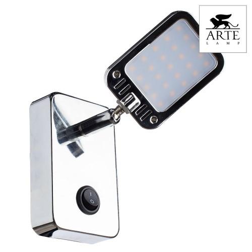 Спот ARTE LAMP A9412AP-1CC RAMPA
