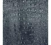 Декоративная панель SIBU CROCO Smoke PF met/Silver, искусственная кожа, под крокодила