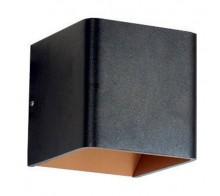 Светильник настенный Donolux DL18391/11WW Black/Gold