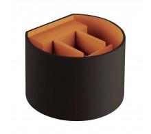Светильник настенный Donolux DL18406/12WW-Black/Gold