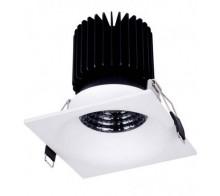 Светильник встраиваемый DONOLUX DL18414/11WW-SQ White