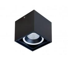 Светильник накладной Donolux DL18415/11WW-SQ Black/White Dim