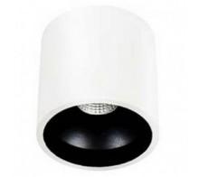 Светильник светодиодный накладной Donolux DL18416/11WW-R White/Black