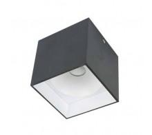 Светильник накладной Donolux DL18416/11WW-SQ Black/White