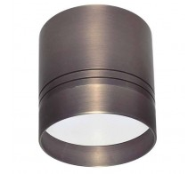 Светильник накладной потолочный Donolux DL18483/WW-Antique silver R