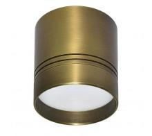 Светильник накладной потолочный Donolux DL18483/WW-Light bronze R