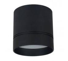 Светильник накладной потолочный Donolux DL18483/WW-Black R