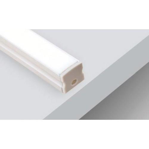 Профиль для светодиодной ленты накладной Donolux DL18505