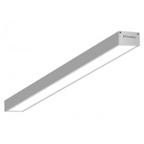 Профиль для светодиодной ленты накладной/подвесной Donolux DL18511 S