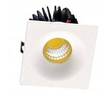 Светильник встраиваемый Donolux DL18571/01WW-White SQ