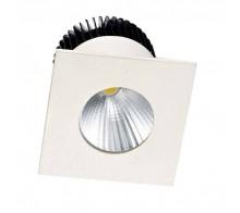 Светильник встраиваемый Donolux DL18572/01WW-White SQ